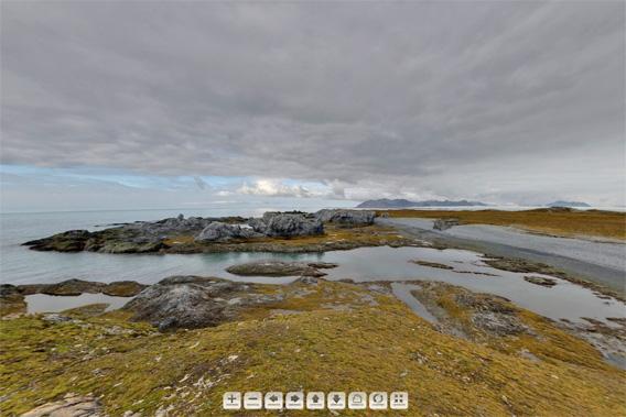 Panorama Isøyane
