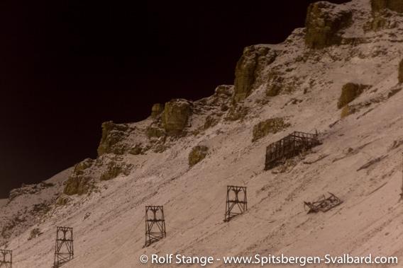 Mine 1 (American mine), Longyearbyen