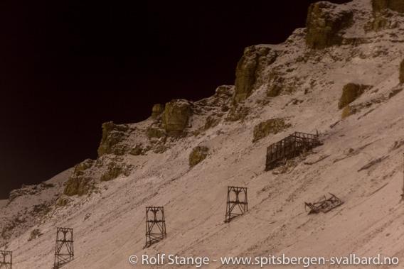 Gruve 1 (Amerikanergruva), Longyearbyen
