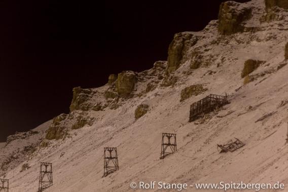 Grube 1 (Amerikanergrube), Longyearbyen
