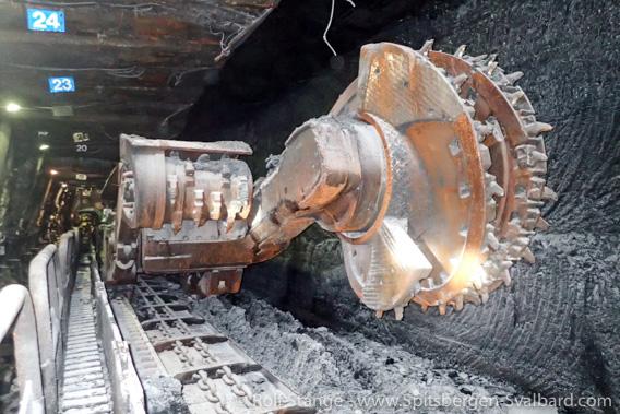 Svea Nord coal mine