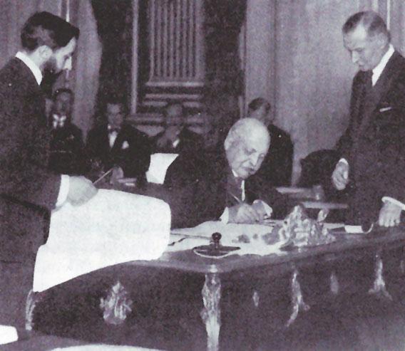 Spitzbergenvertrag: Wedel Jarlsberg, Paris 1920