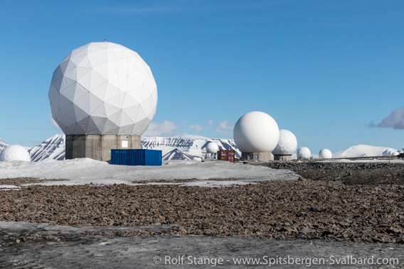 Svalsat, Spitsbergen: hit by Corona