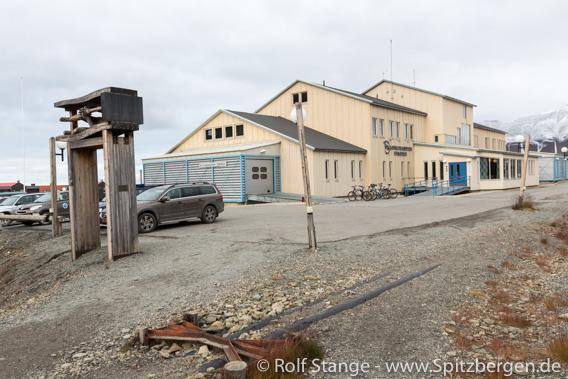 Krankenhaus, Longyearbyen