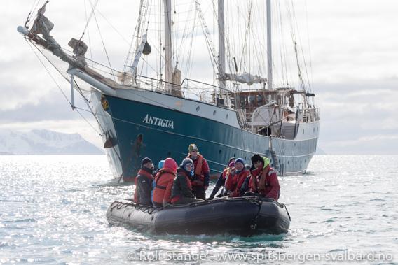 Antigua, Svalbard: avlyst pga korona-krisen