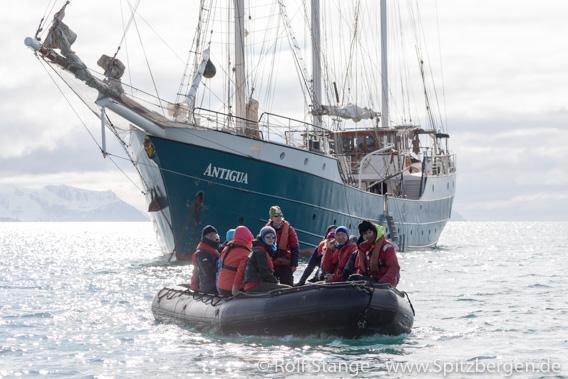 Corona-Virus, Spitzbergen