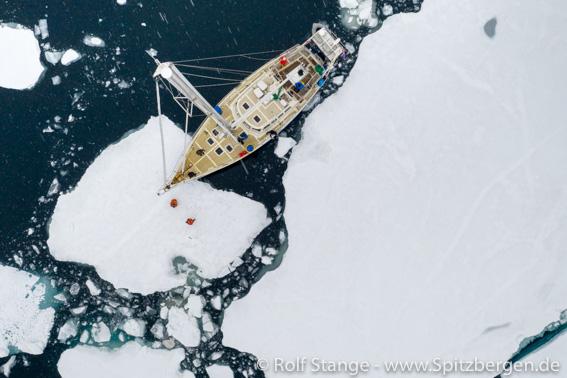 Spitzbergen mit SY Arctica II: wegen Corona abgesagt