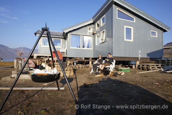 Temperaturrekord in Longyearbyen