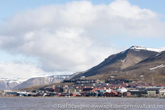 Isfjord: Longyearbyen