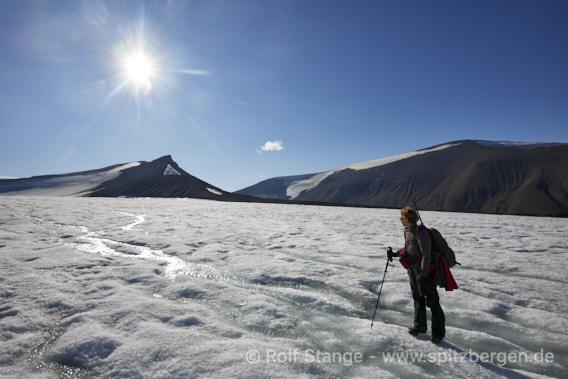 Gletscher: Larsbreen