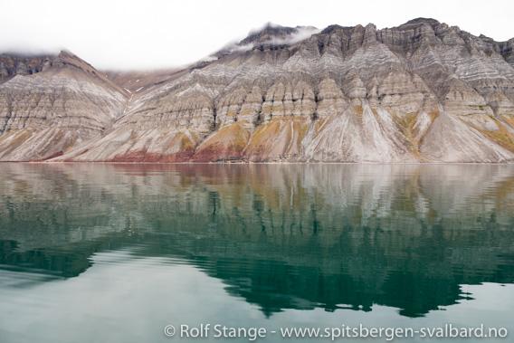 Geologi, Billefjorden