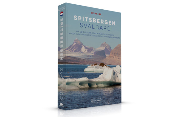 Guidebook Spitsbergen-Svalbard Dutch