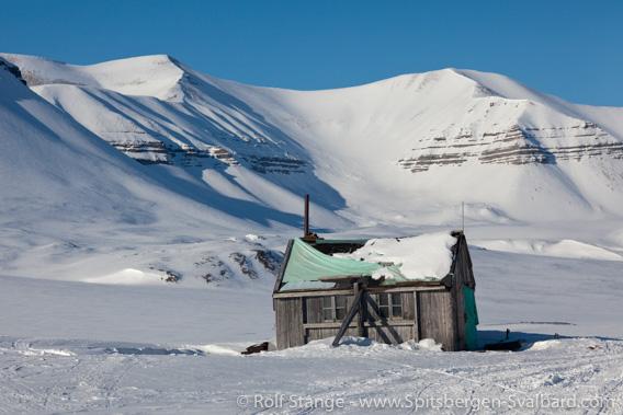 Hut Gipsdalen