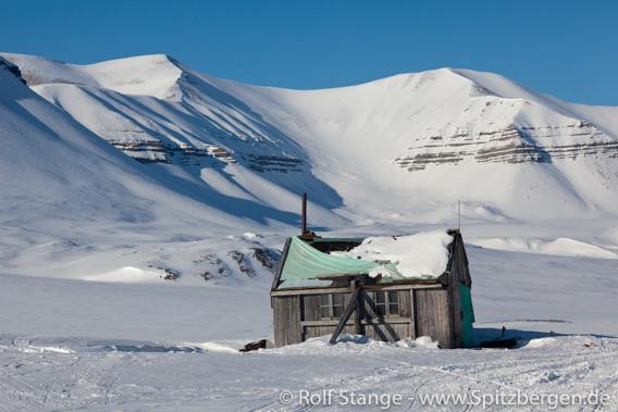 Hütte Gipsdalen