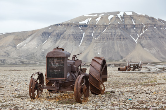 Tractor Gipsdalen