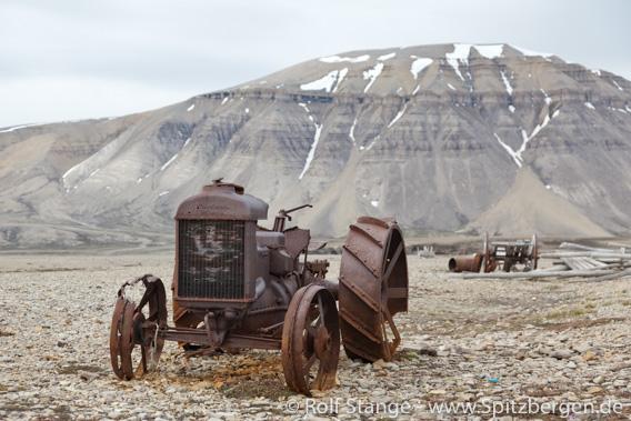 Traktor Gipsdalen