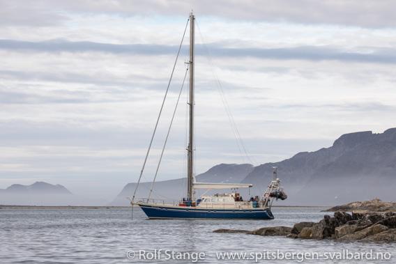 Svalbard 2021 med Arctica II: ekstra tur