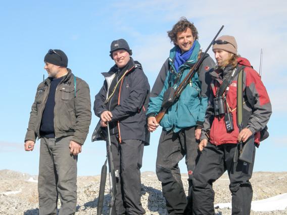 Guides Spitzbergen