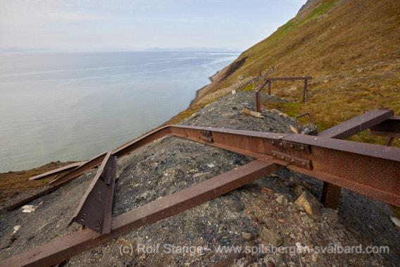 Railway, Grumantbyen