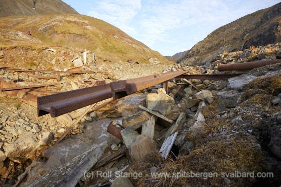 River, Grumantbyen