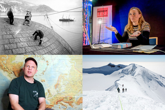The Arctic Wednesday: polar online presentations