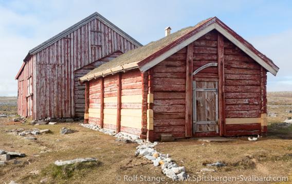 Svalbardhytter: Hammerfesthuset