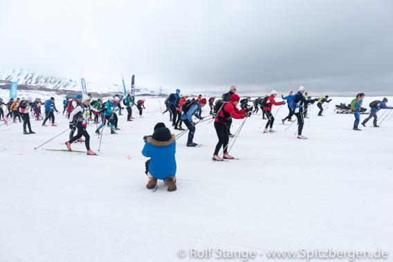 Longyearbyen skimaraton: avlyst på grunn av korona