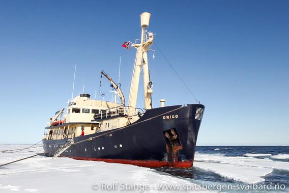 Origo, Spitsbergen