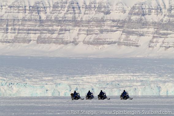 Longyearbyen tourism Corona