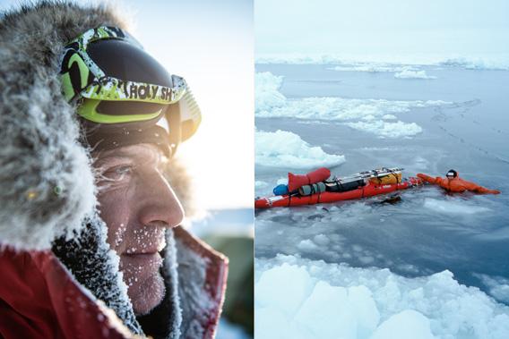 Der arktische Mittwoch: Zugabe Arctic Solo mit Thomas Ulrich
