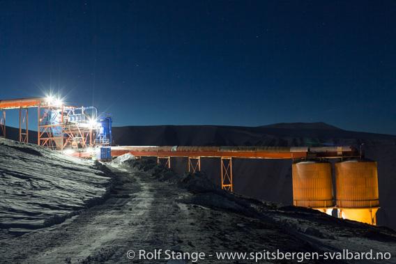 Gruve 7: norsk kullgruvedrift på Svalbard nedlegges i 2028