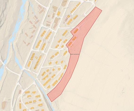 Skredfare: evakueringer i Longyearbyen