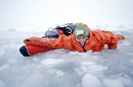 Thomas Ulrich: Arctic Solo, online foredrag