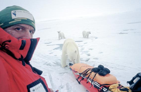 Thomas Ulrich: Arctic Solo, Vortrag