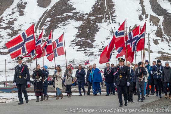 Corona aids: discrimination of companies  in Longyearbyen