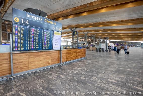 Oslo Gardermoen airport: Norway facilitates entry - for Norwegians