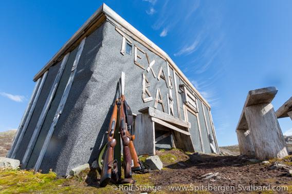 Rifle, Spitsbergen