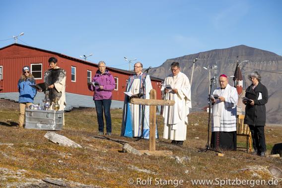 100 Jahre Svalbard Kirke