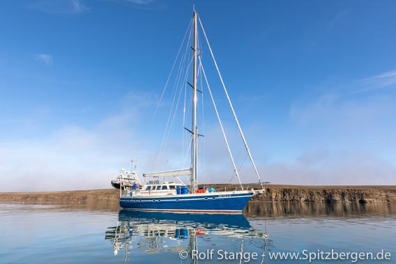 SY Arctica II, Spitzbergen 2021