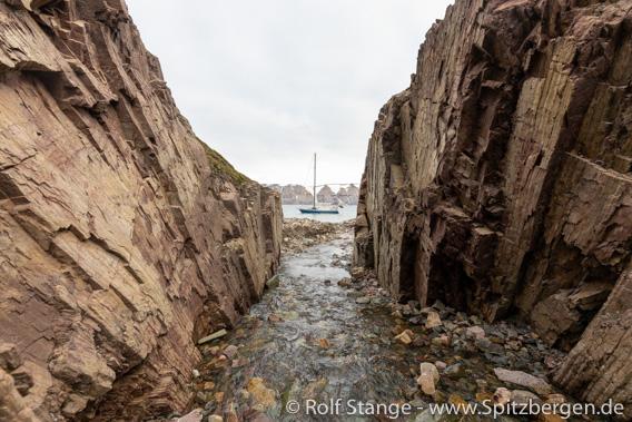 Arctica II, Spitzbergen