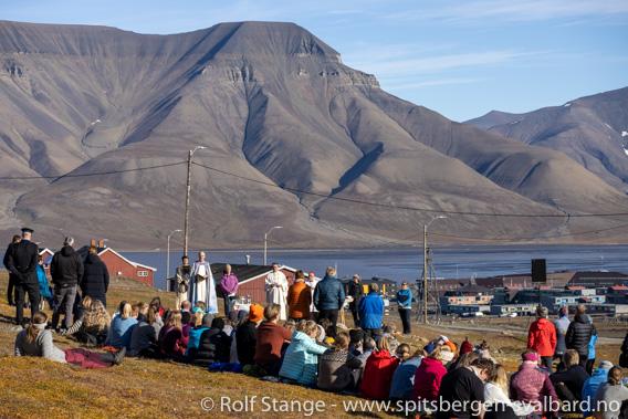 Longyearbyen stemmerett