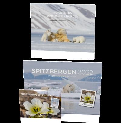 Norwegens arktischer Norden 1 & Kalender 2022