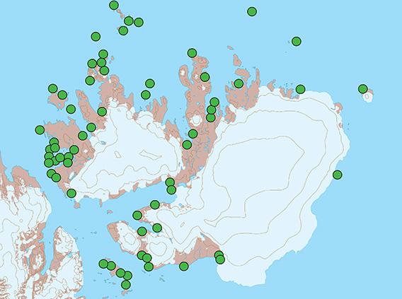 Nye regler, Svalbard
