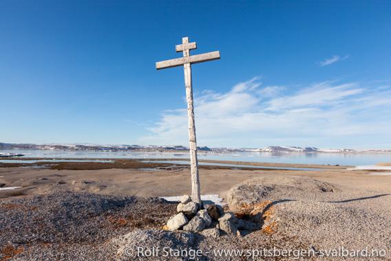 Ortodoks kors, Nordre Russeøya