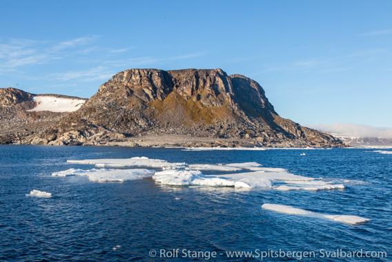 Nordkapp, Chermsideøya